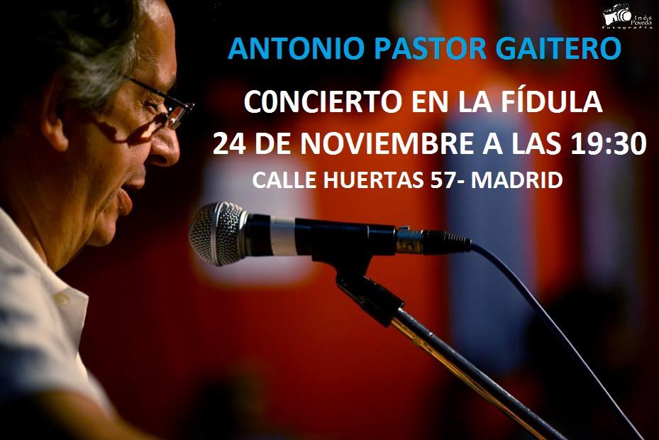 Café Galdos 30 de junio