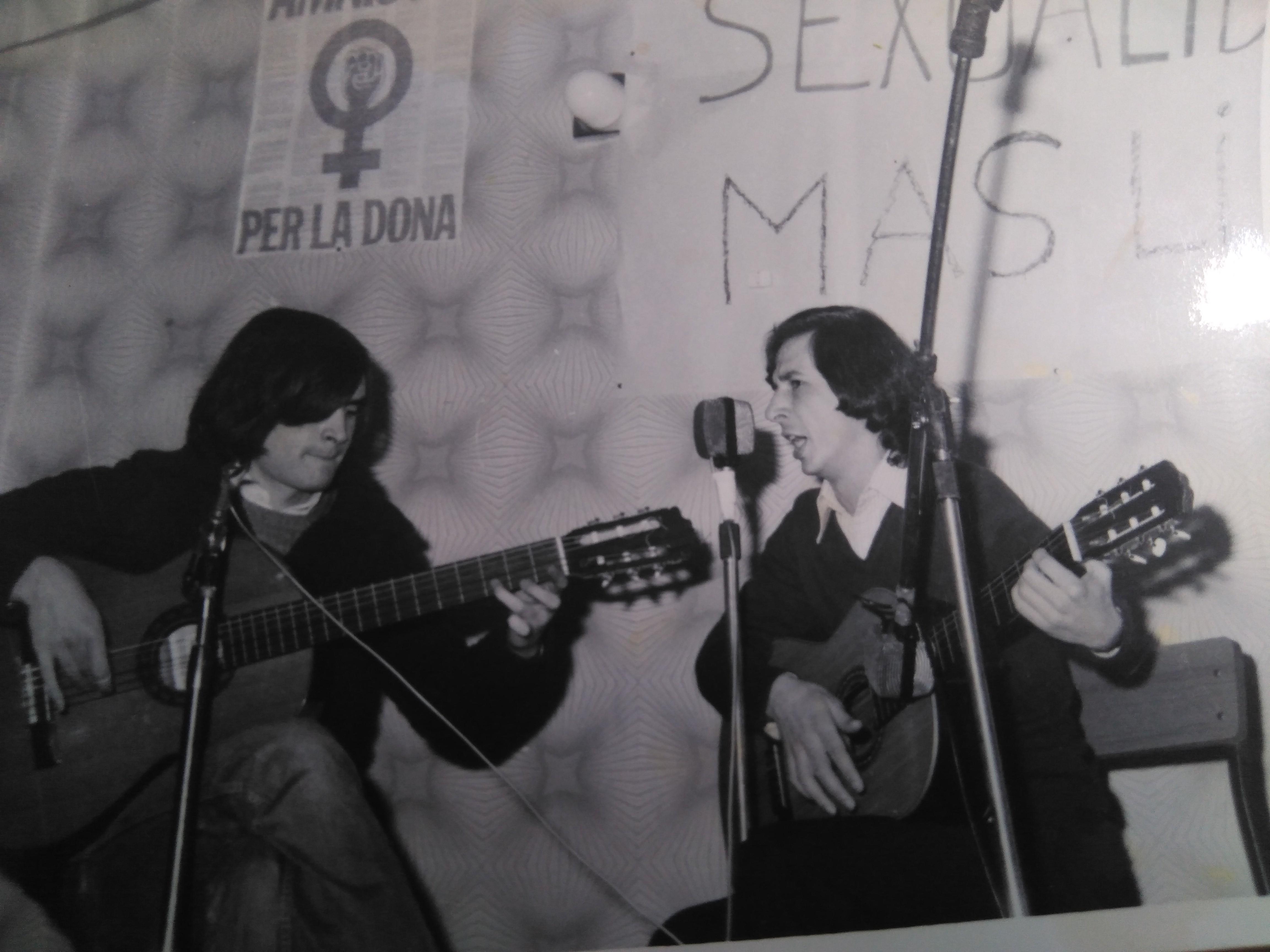 Antonio y Jose Miguel 1974